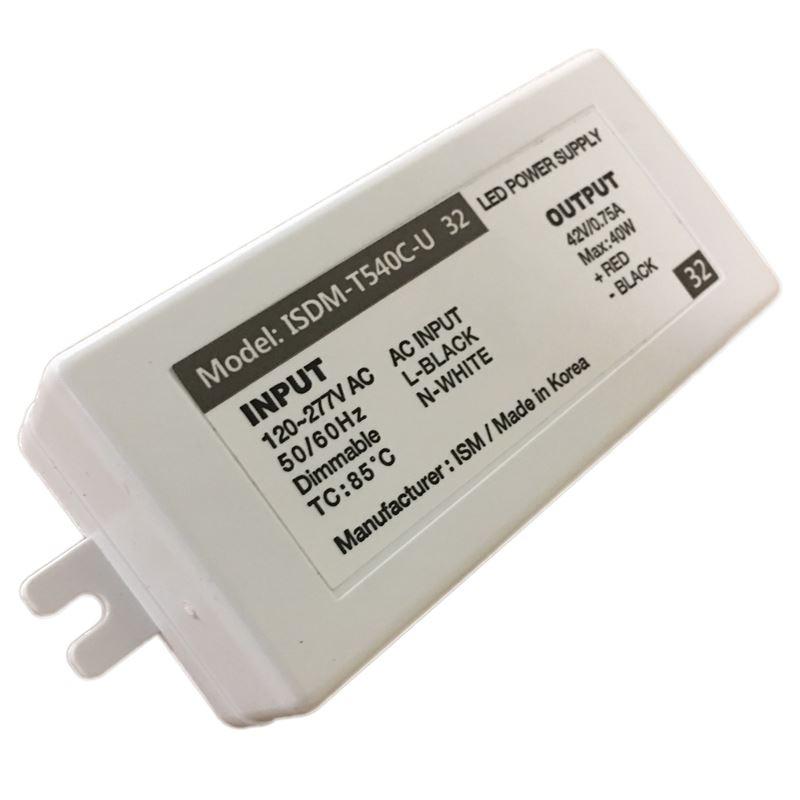 ISM ISDM-T540C-U - 40w - 750ma - constant current