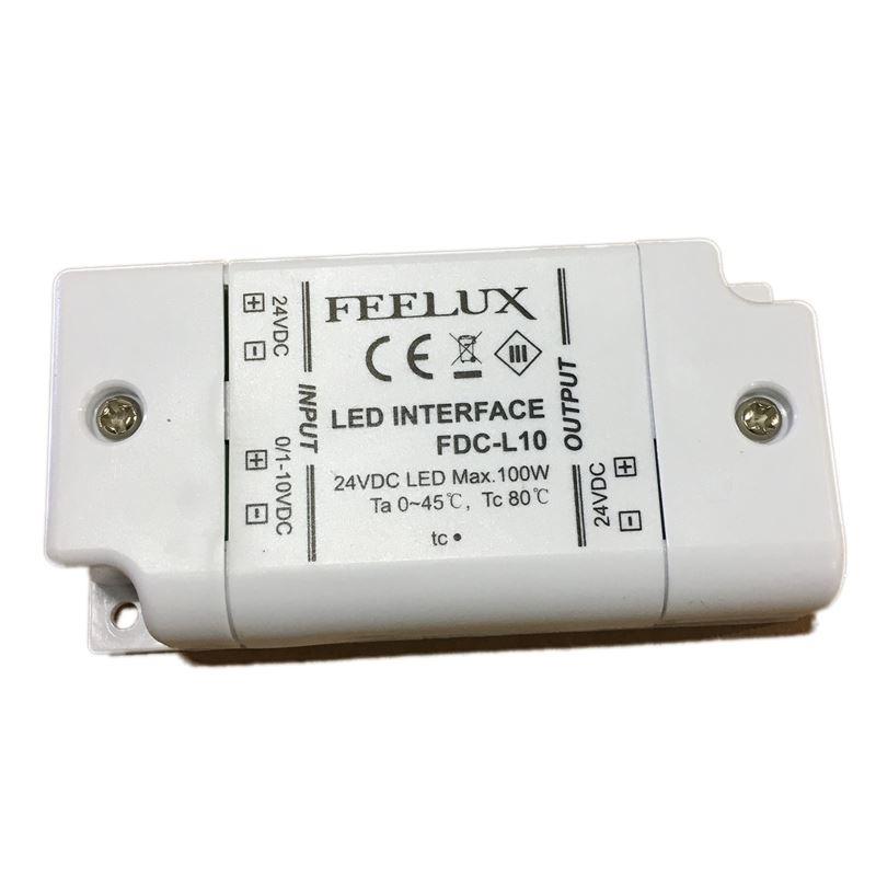 Feelux FDC-L10 - LED interface - 12Vdc / 24Vdc - 1