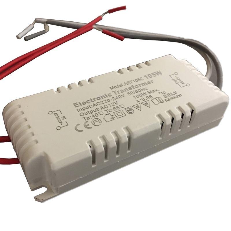 AET-105W-240 - transformer - 240vac to 12vac - 105