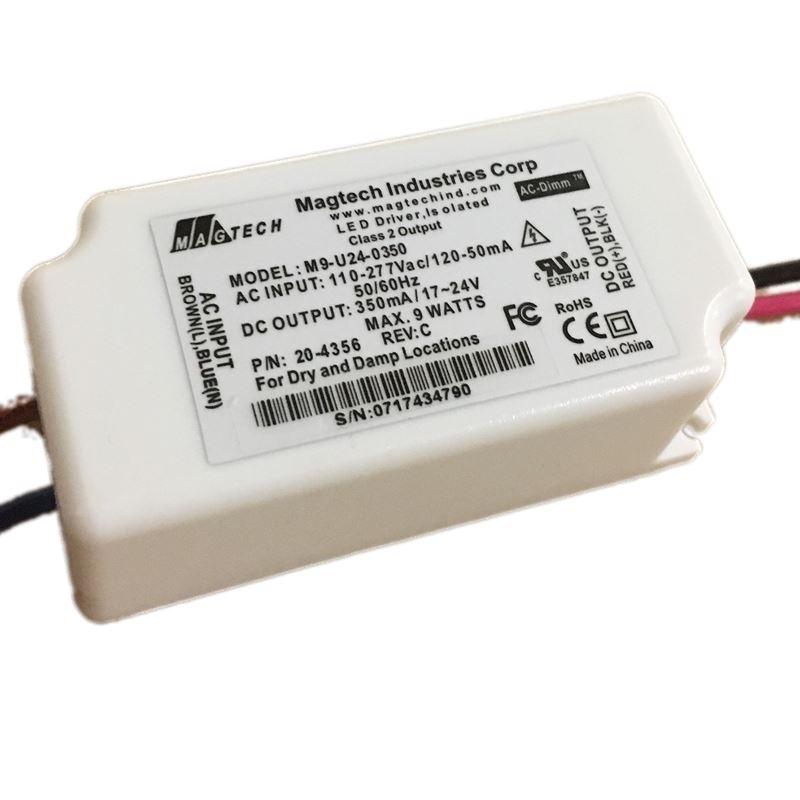 Magtech M9-U24-0350 - constant current - 350ma - 9